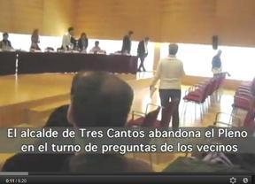 Tres Cantos toma la iniciativa contra el 'sueldazo' de los alcaldes