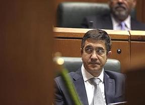 Tras el boicot al lehendakari, Patxi López recibe hoy a los abertzales de Bildu