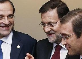 La división marca el arranque de la cumbre presupuestaria europea