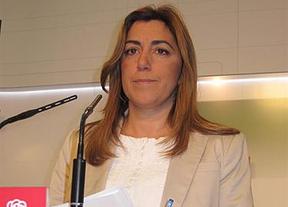 Susana Díaz confirma su concurrencia a las primarias para liderar el PSOE andaluz