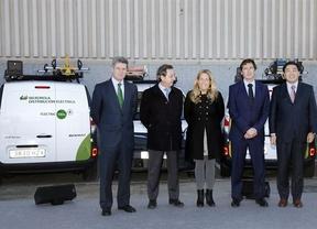 Renault entrega 18 unidades del Kangoo eléctrico a Iberdrola