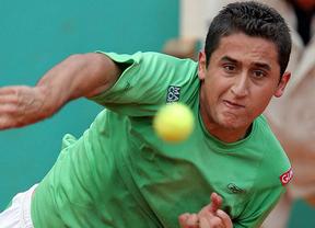 Almagro y Ramírez Hidalgo mantienen el pabellón de la 'armada' en el torneo de Houston