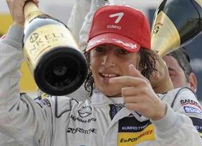 A falta de Alonso, doblete español en el GP de Australia: Merhi, elegido por la escudería Manor, se suma a Carlos Sainz