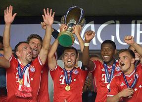 Supercopa de Europa: el Bayern de Guardiola conquista su primer título de la temporada en los penaltis