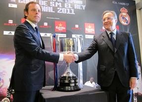 Florentino acusa de ser 'absolutamente falsa' una información que le involucra en el caso 'Neymar-Rosell'
