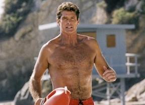 David Hasselhoff no deja el bañador: aparecerá en la película sobre 'Los vigilantes de la playa'