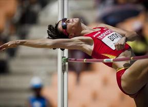 Ruth Beitia, única candidata de altura del equipo español en los Mundiales de Atletismo