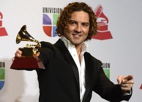 Los Grammy Latinos premian el arte de David Bisbal y Paco de Lucía