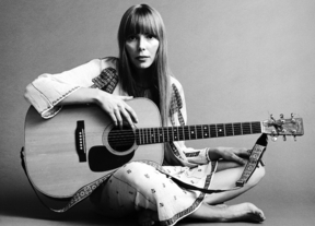 Joni Mitchell en diez canciones esenciales