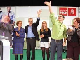 Griñán: es el PSOE quien defiende a los funcionarios porque el PP