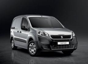Peugeot inicia la campaña de pedidos de su nuevo Peugeot Partner