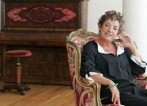 Rosalía Mera, una emprendedora de éxito con aguja de plata e hilo de oro