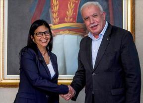 Palestina ayudará a acercar España y Venezuela si el Gobierno de Maduro acepta