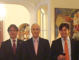 El Príncipe de Asturias anima a los periodistas a utilizar las nuevas tecnologías