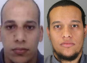 Los dos hermanos que atentaron contra 'Charlie Hebdo', atrincherados en un edificio en Oise