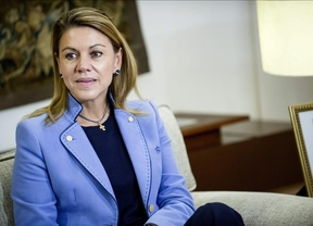 Cospedal expresa su 'voluntad' de repetir como candidata a Castilla-La Mancha