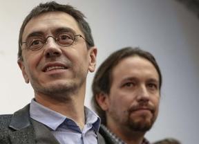 Monedero sigue a la carga contra 'su' Podemos: llama