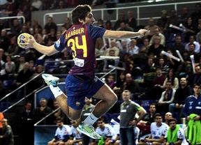 El Barcelona se lleva la victoria a semifinales tras derrotar al Naturhouse (26-28)