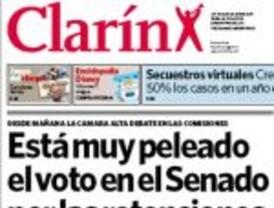 El embajador Puccio informa panorama chileno