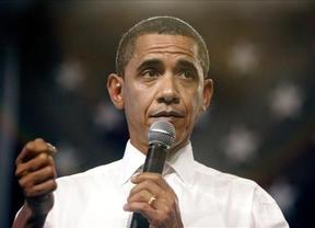 El nobel de la paz Obama, reacio por el momento a usar la fuerza contra Irán