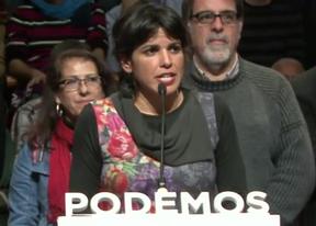 Podemos promete '15 piedras en el zapato' tras una irrupción deslucida en Andalucía