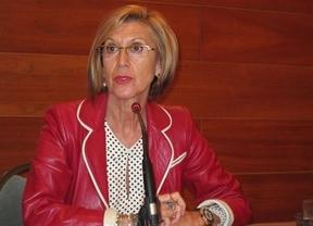 Rosa Díez, indignada: no podrá formar grupo propio pese a sus 5 escaños