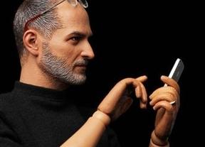 Apple se plantea demandar a la empresa que creó el muñeco de Steve Jobs