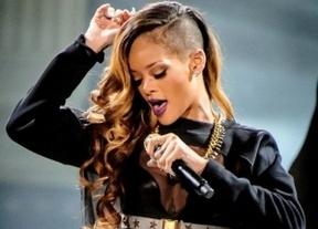 El provocador baile de Rihanna