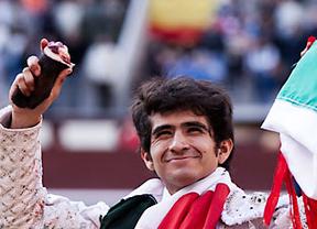 ¡Que viva México! Otra gran actuación de Joselito Adame y encastada corrida de Alcurrucén