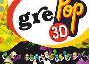 El Greco en tres dimensiones y en versión pop llega a La Harinera de Pedro Muñoz