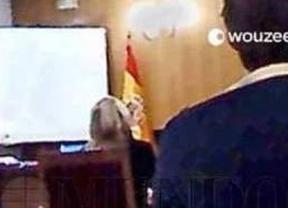Un 'contra-informe' plantea la duda: ¿quién grabó la declaración de la infanta Cristina en el juzgado?