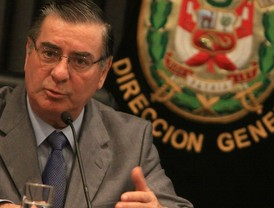 Ministerio del interior presentar a jefe del estado for Cambios en el ministerio del interior