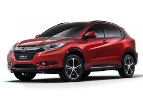 Honda muestra las primeras imágenes del HR-V, que se presentará en el Salón de París