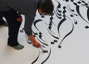 Un lienzo de 500 metros cuadrados se convierte en escenario para la danza en Toledo