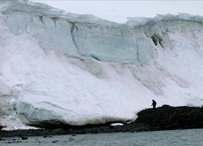 Alerta en el Ártico: la superficie helada en invierno alcanza un mínimo histórico