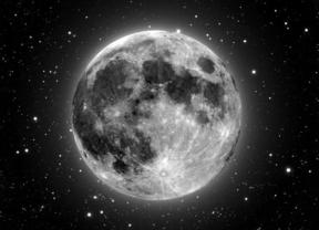 Con todos ustedes... ¡la cara oculta de la Luna!