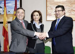 A finales de año comenzarán las obras del vivero de empresas en Villar de Cañas