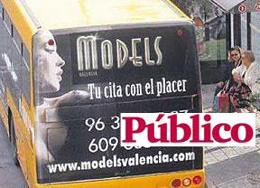 Publicidad de prostitución sí; de laicos, no