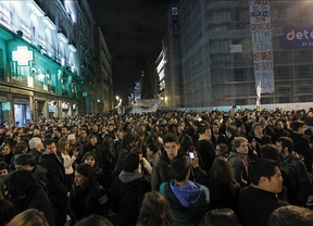 Profesores, alumnos de ESO y universitarios colapsan Madrid con la 'marea verde'