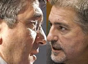 Polémica inesperada: Eguiguren reprocha a Patxi López no haber asistido a la 'Conferencia de paz'