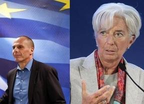 Más problemas para Grecia: el FMI asegura que están lejos de llegar a un acuerdo