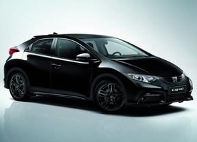 Honda presentará el Civic Black Edition en el Salón del Automóvil de Madrid