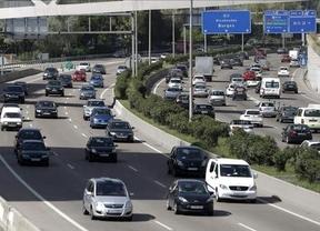 Un millón de desplazamientos en las carreteras de Castilla-La Mancha en el puente