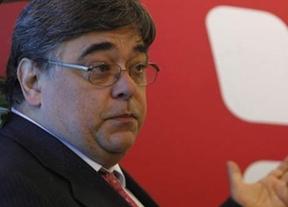 El gerente del PSOE, sustituido tras vincularse su nombre al 'caso Sacyr'