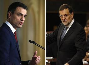 Sánchez y Rajoy acuden a Valencia en pleno sprint final para las andaluzas