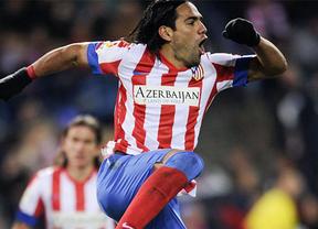 Adiós con el corazón: Falcao se despidió del Atlético: