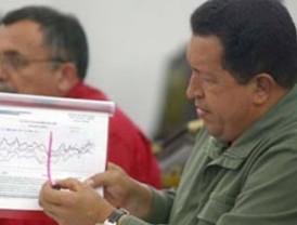 Chávez insiste en que la nacionalización del Banco Venezuela no provocará una crisis