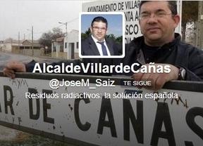 El alcalde de Villar de Cañas denuncia una cuenta falsa en Twitter a su nombre