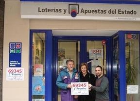 El primer premio de la Lotería Nacional se queda en Cuenca