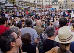 Recaudación especial de fondos por las multas a manifestantes
